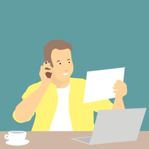 Job Interview Percakapan Dalam Bahasa Inggris Di Telepon Menentukan