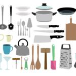 English Vocabulary Cooking Equipment Peralatan Memasak
