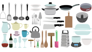 English Vocabulary Cooking Equipment Peralatan Memasak Sederetcom