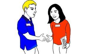 Percakapan Bahasa Inggris Berkenalan Dengan Orang Lain Greeting