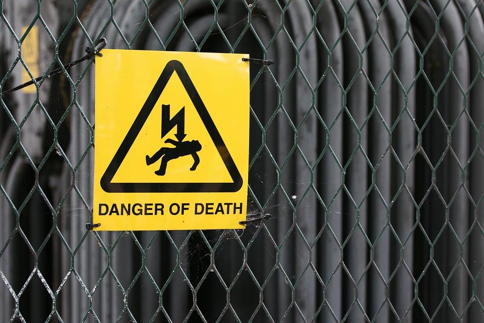 10 Contoh Warning Sign Caution Notice Dalam Bahasa Inggris Sederet Com