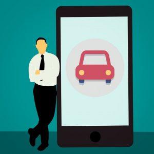 Contoh Percakapan Driver Taksi Online Menjemput Penumpangnya