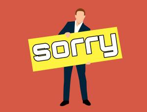 meminta maaf dalam bahasa inggris com