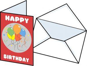 Contoh Surat Bahasa Inggris Mengucapkan Ulang Tahun Sederet Com