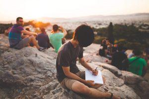 Contoh Surat Bahasa Inggris Untuk Teman Di Luar Kota Sederet Com