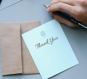 Contoh Surat Terima Kasih Untuk Guru Dalam Bahasa Inggris