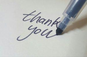 Contoh Surat Ucapan Terima Kasih Atas Kerjasama Dalam Bahasa
